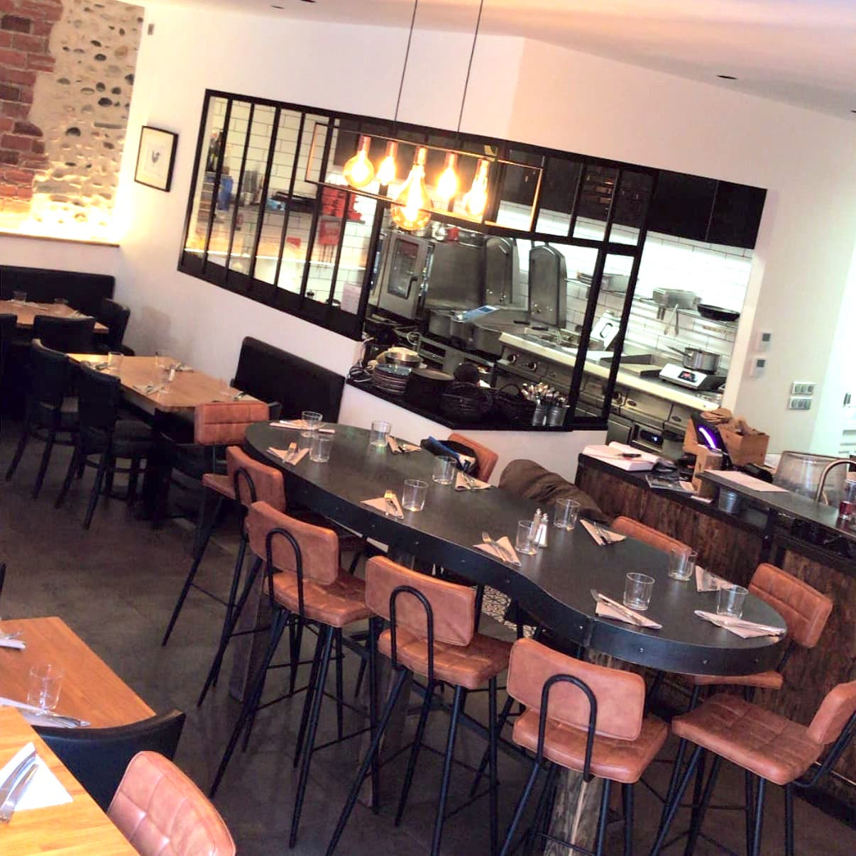 intérieur Salle restaurant